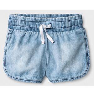 Cat & Jack Chambray Shorts